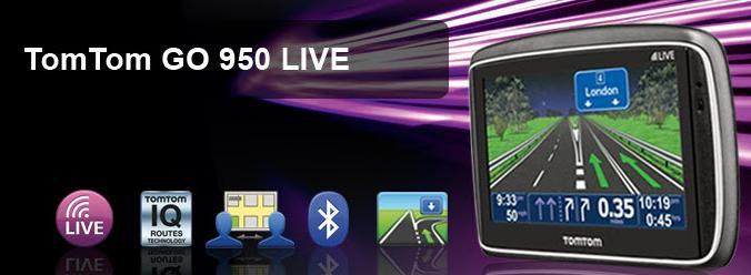 TomTom GO x50 Live