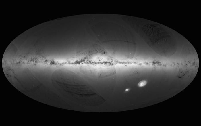 Gaia Voie Lactée