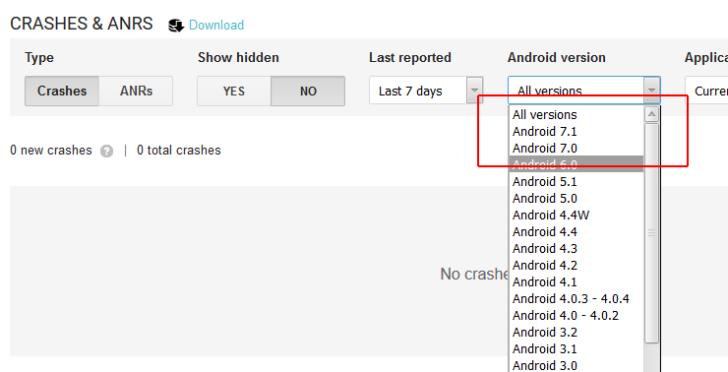 Android Nougat maintenance