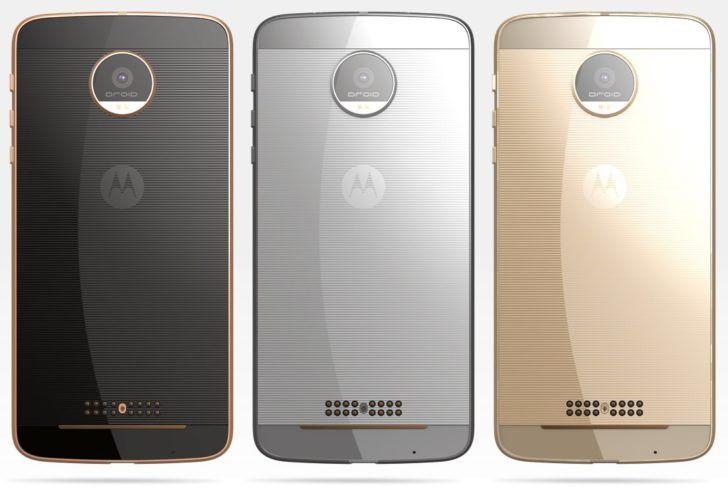 Motorola Droid.