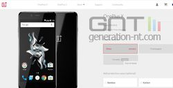 OnePlus X commande (2)
