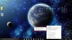 Windows 10 masquer Cortana
