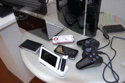 Sony Ericsson conf 18