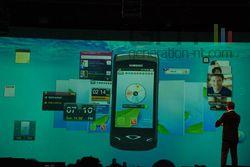 MWC Samsung conference Bada 08