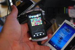 MWC Sony Ericsson Vivaz Pro 01