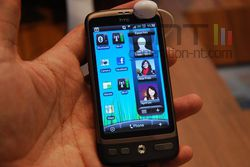 MWC HTC Desire 03