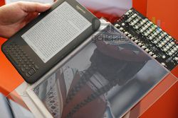 Freescale MWC eReaders couleur