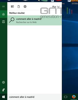 Itinéraire Cortana (1)