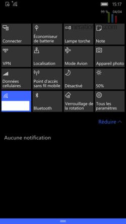 Ecran coup d'oeil Windows 10 (1)