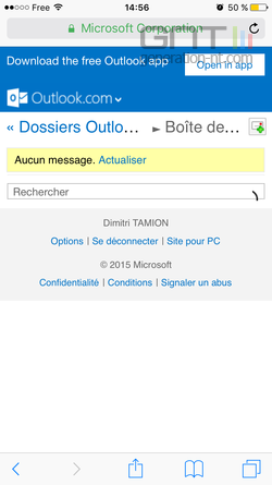 Site ordinateur iPhone (1)