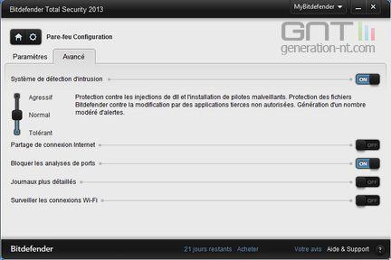 Bitdefender_2013_Pare-feu_configuration