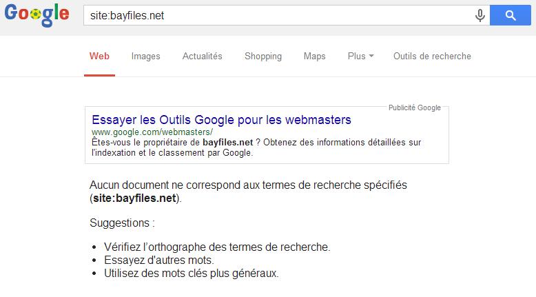 Google-BayFiles