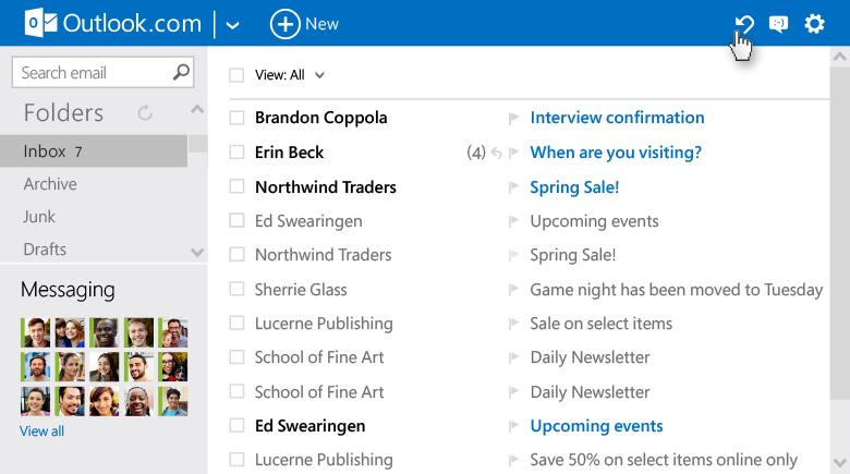Outlook.com-retour-arriere