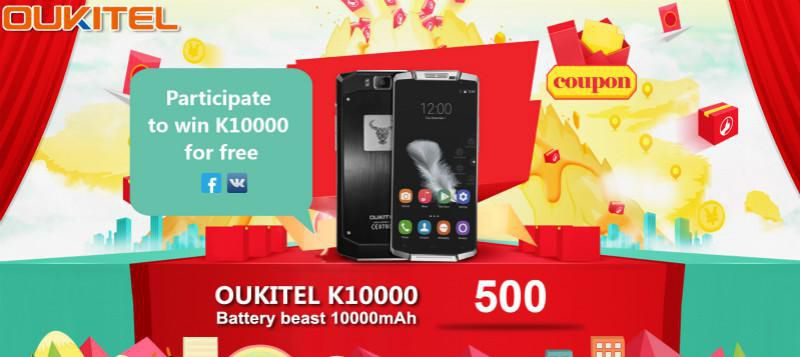 Oukitel K10000 vente flash 02