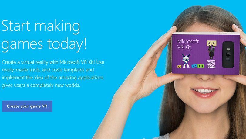Microsoft VR Kit