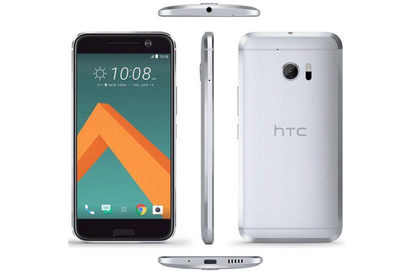 HTC 10 rendu