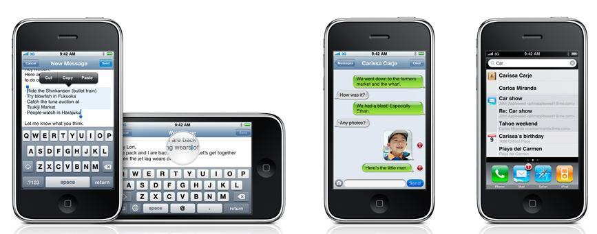 iPhone firmware 3