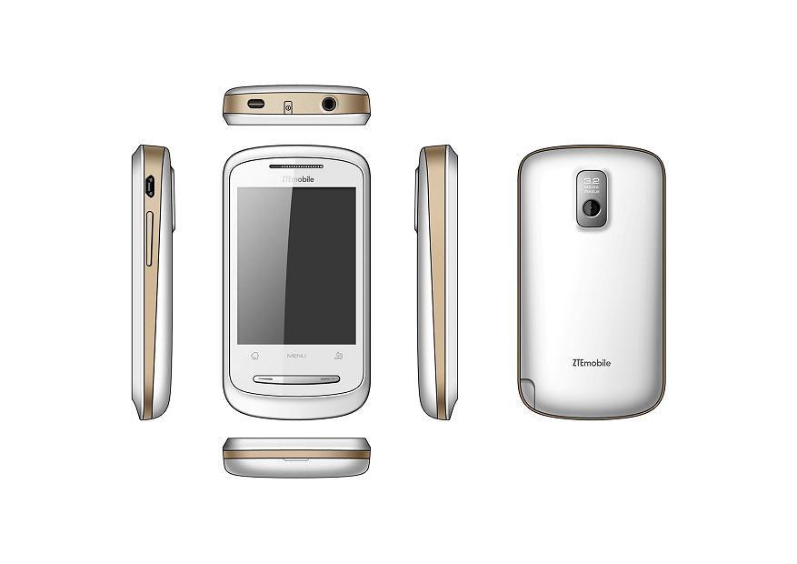 ZTE smartphone Android