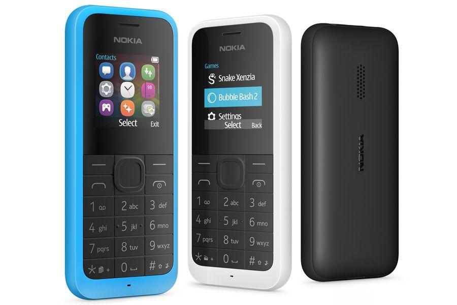 Nouveau Nokia 105