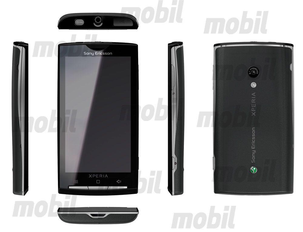 Sony Ericsson Rachael Android 01