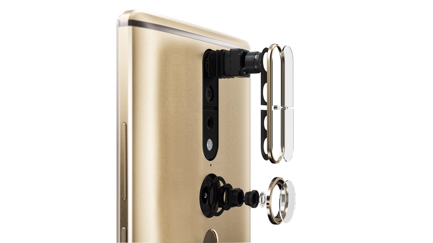 Lenovo Phab 2 Pro Projet Tango