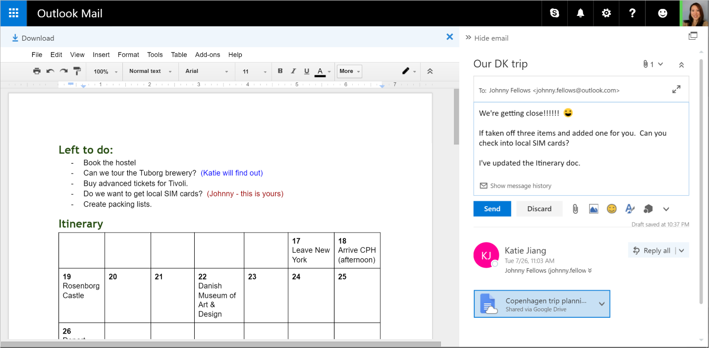Outlook.com-Google-Drive
