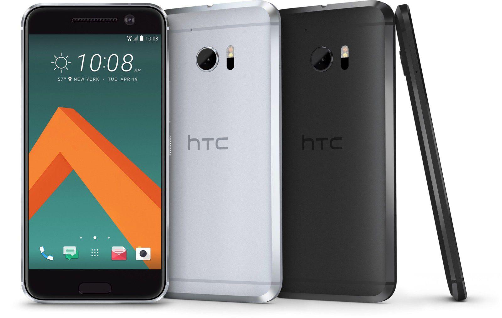 HTC 10 coloris