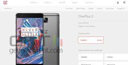 OnePlus commande