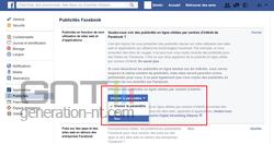 Facebook publicité ciblée (3)
