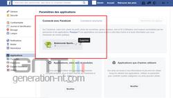 Couper lien Facebook (2)