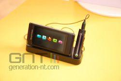 Sony Ericsson Aino 05