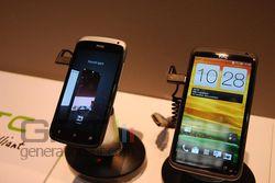 HTC One S One X