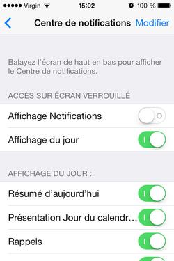 Optimiser iPhone 4 iOS 7 (2)