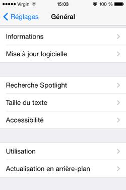 Optimiser iPhone 4 iOS 7 (7)