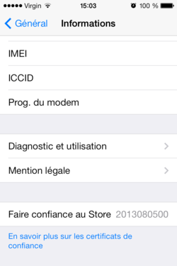 Optimiser iPhone 4 iOS 7 (8)