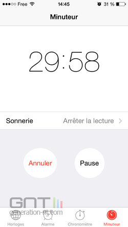 Minuterie musique iPhone (4)