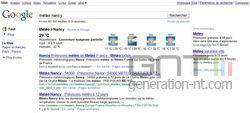 Météo Google 2