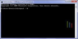 Compteur performances Windows 7 2
