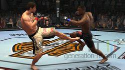 test UFC Undisputed 2009 Xbox 360 image (2)