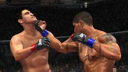 test UFC Undisputed 2009 Xbox 360 image (3)