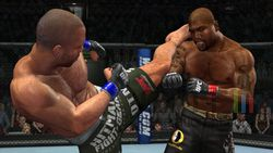 test UFC Undisputed 2009 Xbox 360 image (4)