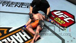 test UFC Undisputed 2009 Xbox 360 image (28)