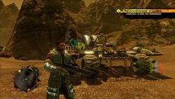 test red faction guerrilla xbox 360 image (2)