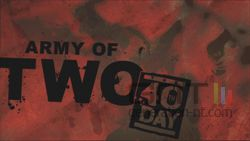 Army of Two Le 40ème jour (6)