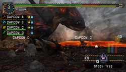 test monster hunter freedom unite psp image (6)