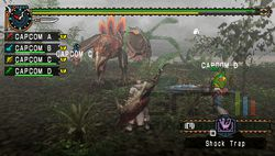 test monster hunter freedom unite psp image (8)