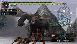 test monster hunter freedom unite psp image (14)