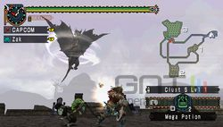 test monster hunter freedom unite psp image (15)