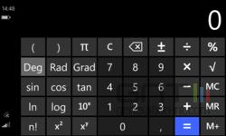 Calculatrice scientifique (1)