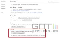 Chrome traduction automatique 3